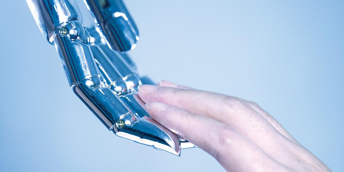 I, Companion Robot