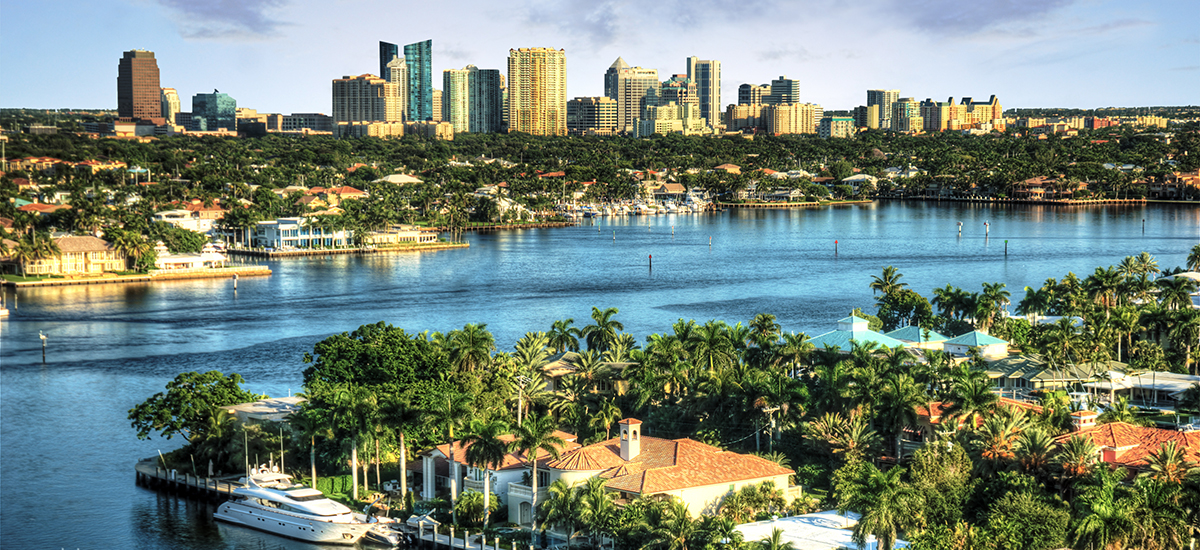 Fort Lauderdale – Where Tech Works in the Cloud and Lives in the Sun