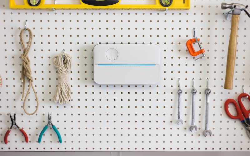 Rachio Smart Sprinklers Integrate Apple HomeKit and Siri