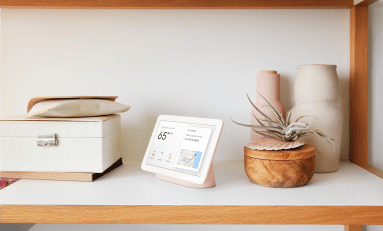 Google Announces New Smart Home Hub