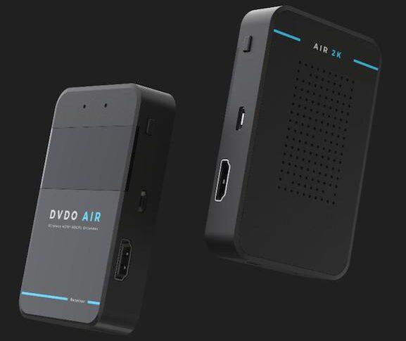 DVDO Adds Air 2K and Air 4K WirelessHD Adaptors