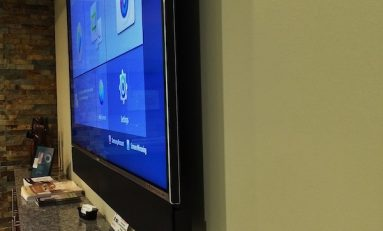 James Loudspeaker Responds to Demand for 75-inch Sound Bars