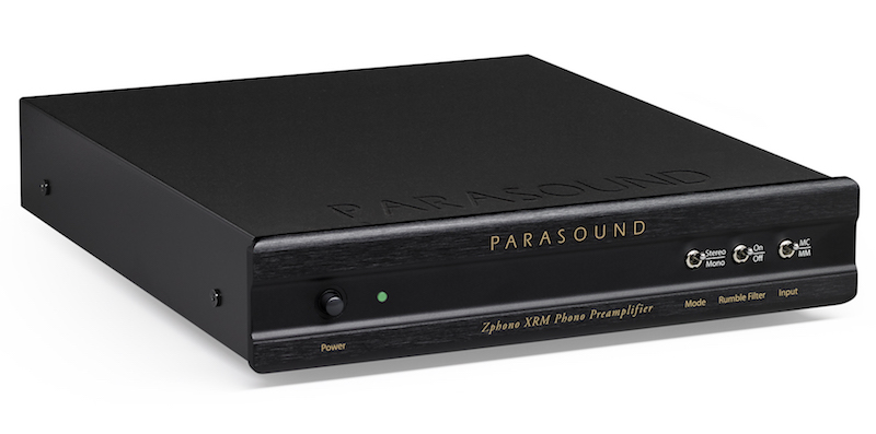 Parasound Creates Phono Preamplifier for Mid-Priced Turntables