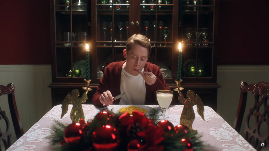 Macauly Culkin and Google Team Up For A Home Alone Mini-Remake