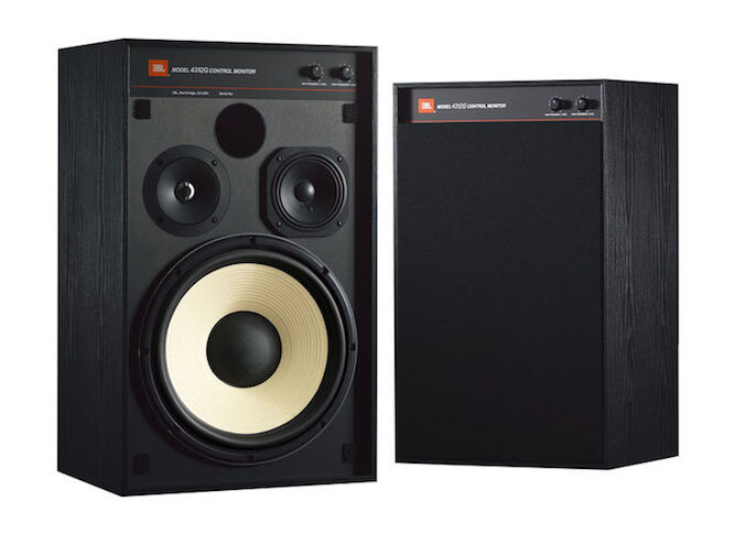 JBL's 4312G Studio Monitor Offers New Take on an Old Classic