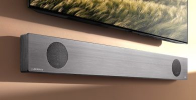 LG Turns to Meridian Audio for Latest Soundbar Designs
