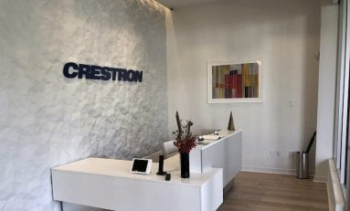 LumaStream Low-Voltage Lighting Featured in Crestron's Design Center in Houston