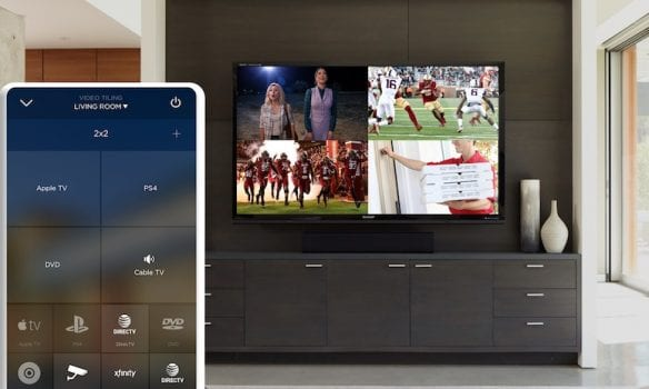 Savant Adds 4K Video Tiling to Video-over-IP Solutions