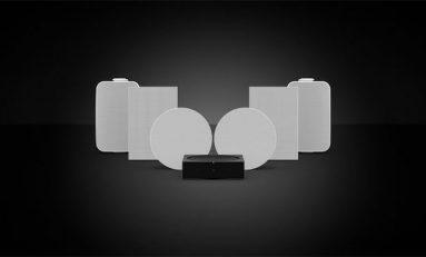 Sonos and Sonance Unveil First Premium Architectural Speakers for Sonos Amp