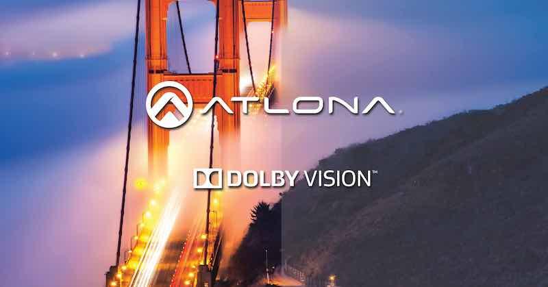 Atlona Adds Dolby Vision Capability for OmniStream AV Over IP Platform