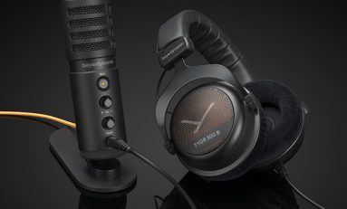 beyerdynamic Pairs Headphones with Studio Microphone for Gaming Bundle