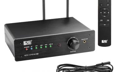 OSD Upgrades Wireless DAC, and Monitor Speakers