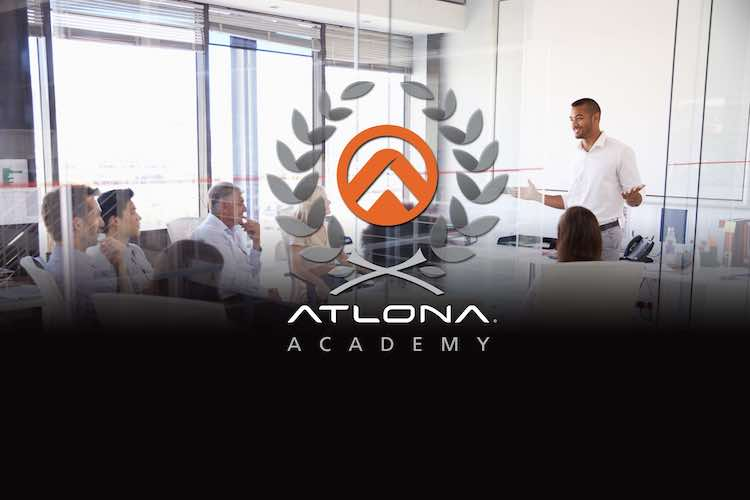 Atlona Expands AV over IP Training Programs