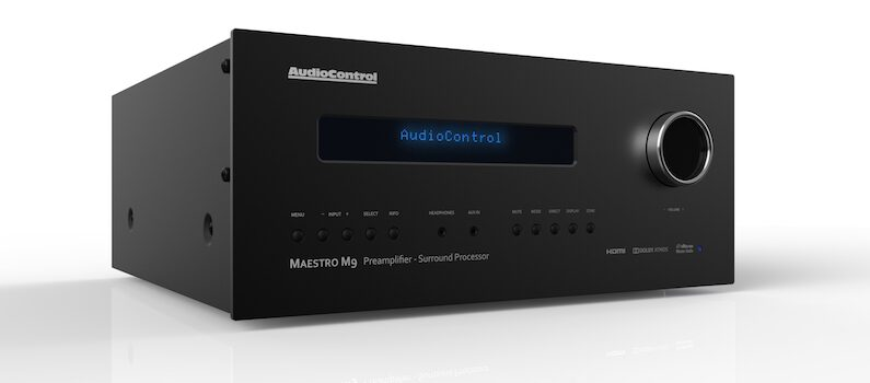 AudioControl to Offer IMAX Enhanced AV Receivers and Preamp/Processors
