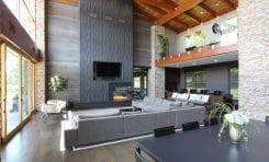 Tired of Winter? Check Out This Michigan Lakefront Smart Home