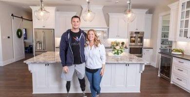 2GIG and ELAN Present Adapted Smart Home to War Veteran