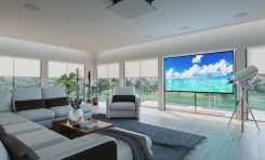 Screen Innovations Seeks 'Absolute Simplicity' with Solo 2 Projection Screen