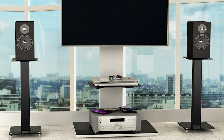 Metra Home Theater Group Introduces New Speaker Stands and Mounts by Helios