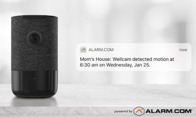 Hands on with Wellcam from Alarm.com