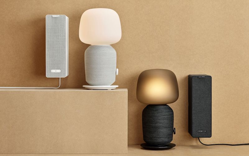 Sonos and IKEA Team Up for a New Line of Speakers, Symfonisk