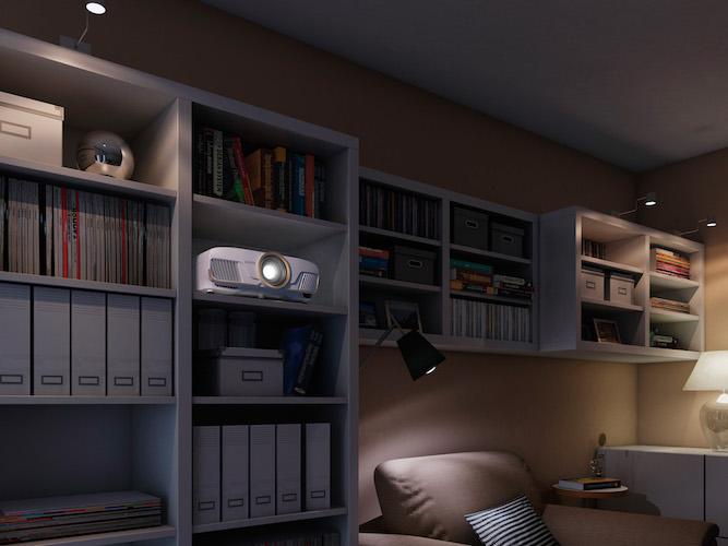 Epson's New Projectors Tackle DIY Home Cinema