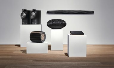 Bowers & Wilkins Enters the Wireless Speaker Business with the Formation Suite