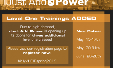 Just Add Power Adds IP Video Distribution Training Classes
