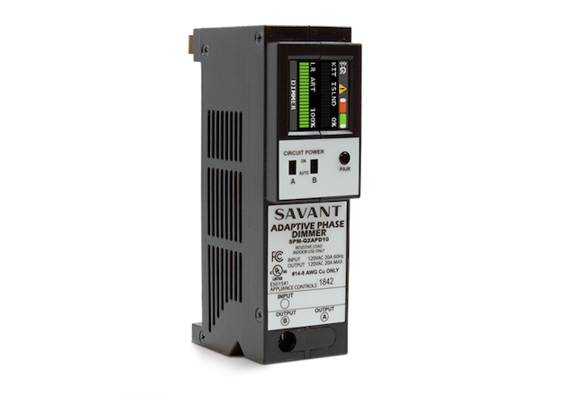 Savant Lighting and Energy Management Modules Eliminate Need for Special Electrical Panels