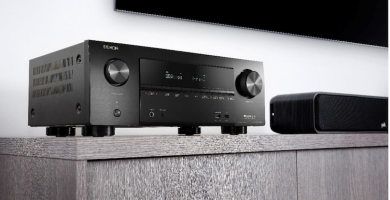 Denon Expands X-Series Lineup with Two New AV Receivers