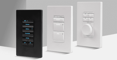 Savant Introduces Field-Configurable Echo Keypads
