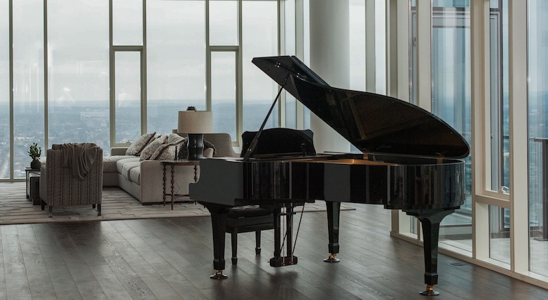 Sending Music Everywhere in Music City Penthouse
