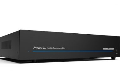 AudioControl Adds Avalon G4 4/3/2 Channel Amplifier