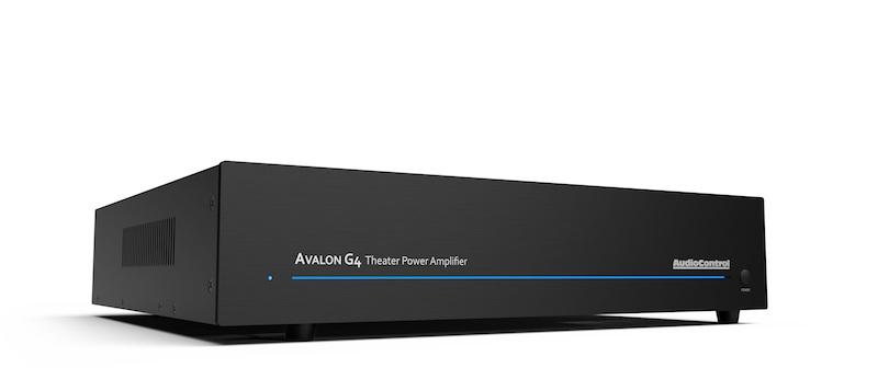 AudioControl Adds Avalon G4 4/3/2 Channel Amplifier