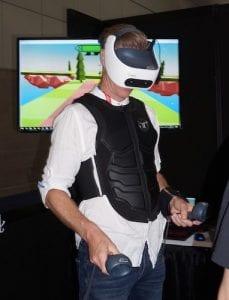 E3 2019 Haptic Vests