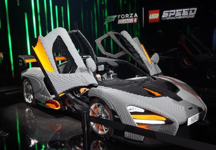 E3 2019 Lego Car