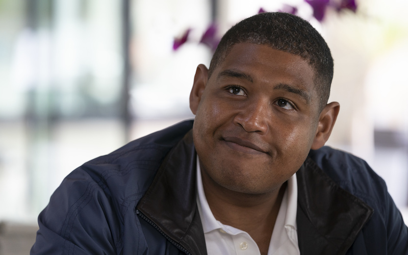 Omar Benson Miller Talks Entertainment Systems and Smart Appliances