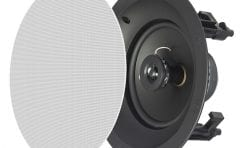 SpeakerCraft Offers Bezel-less In-Ceiling Speakers 6-Pack