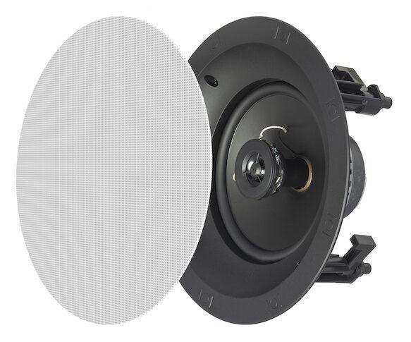 SpeakerCraft Offers Bezel-less In-Ceiling Speakers 6-Pack