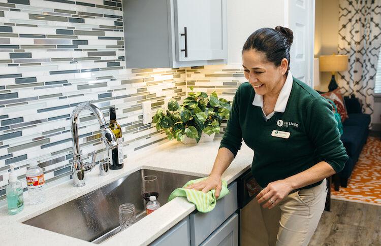 Valet Living Partners with Arizona Multifamily Housing Company