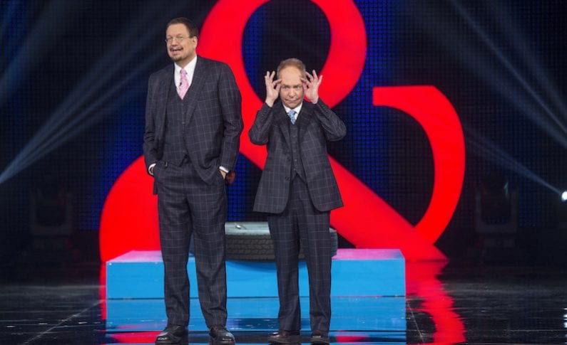 Penn Jillette Discusses Connected Tech and Video Gaming