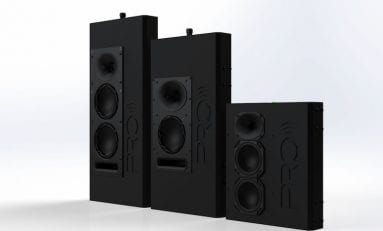 Pro Audio Technology Expands Line of SR Series Loudspeakers