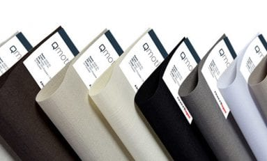 QMotion Online Portal for Shades Fabric Samples Now Live