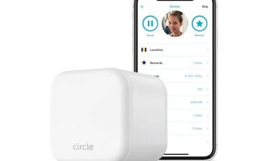 Circle Home Plus Manages Online Screen Time for Families