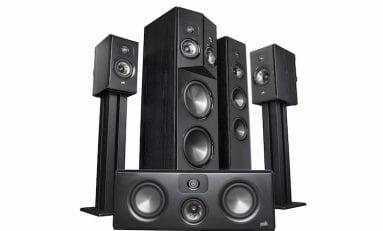 Polk Launches Flagship Speaker Line, the Legend Series