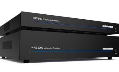 AudioControl to Introduce RS Series Subwoofer Amplifiers with DSP