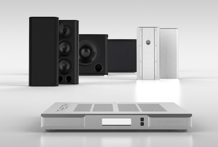 Theory Audio Design to Officially Launch at CEDIA Expo 2019