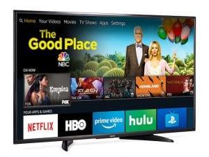 Amazon Broadens Its Fire TV Line Up