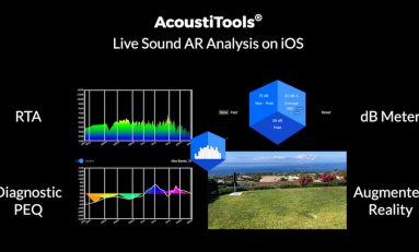 Augmented Reality and Professional-Caliber Room Correction Collide in AcoustiTools App