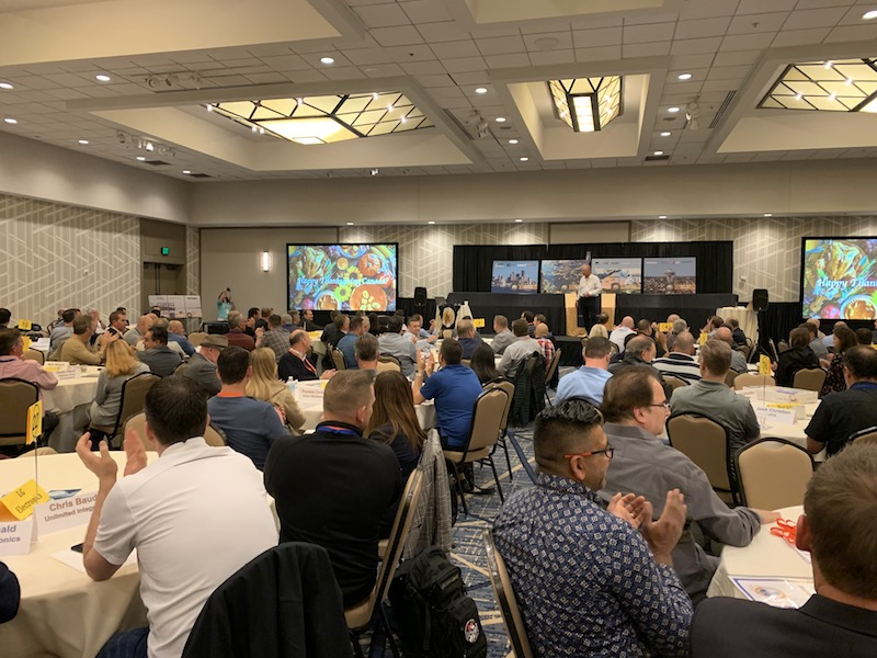 Azione Fall Conference Goes to School on Three Key Categories