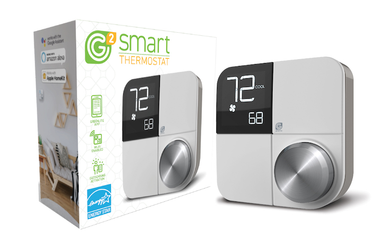 Greenlite Adds New Energy Star Smart Thermostats